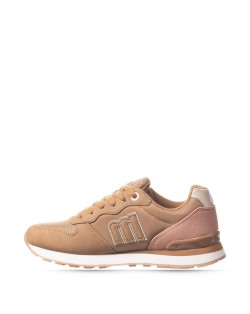 Mustang 69705 Zapatillas Mujer Taupe