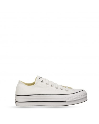 Converse 560251C CHUCK TAYLOR ALL STAR LIFT OX Zapatillas Mujer Blanco