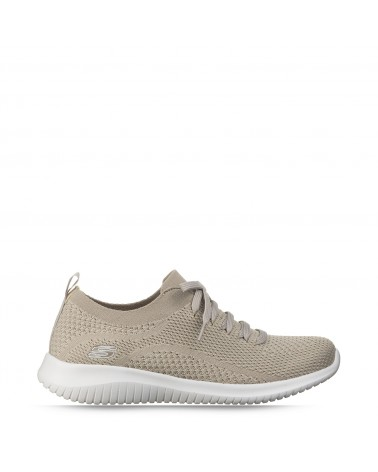 Skechers 12841 Zapatillas Mujer Taupe
