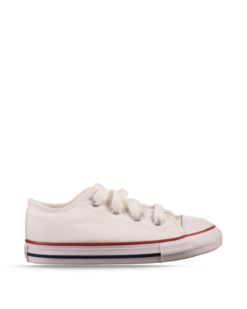 CONVERSE KIDS 7J256C CHUCK TAYLOR ALL STAR SEASONAL - OX Zapatillas Niña Blanco