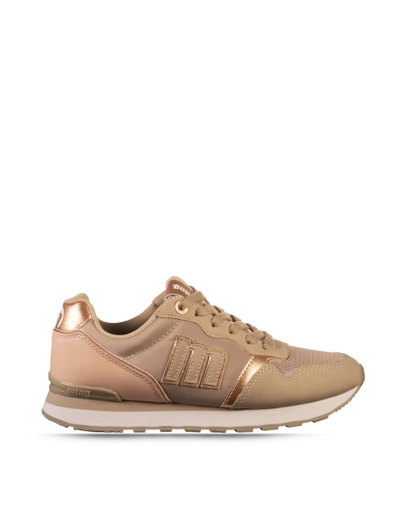 Mustang 69983 Zapatillas Mujer Taupe