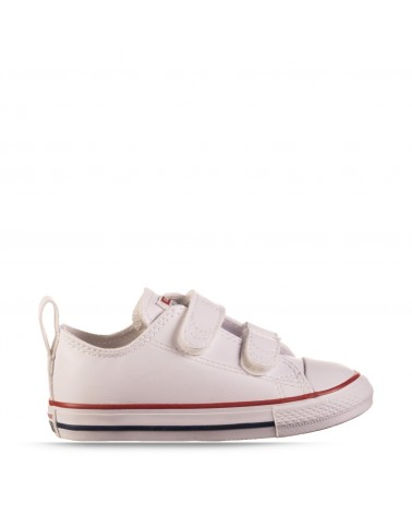CONVERSE KIDS 748653C CHUCK TAYLOR ALL STAR 2V - OX Zapatillas Niño Niña Blanco