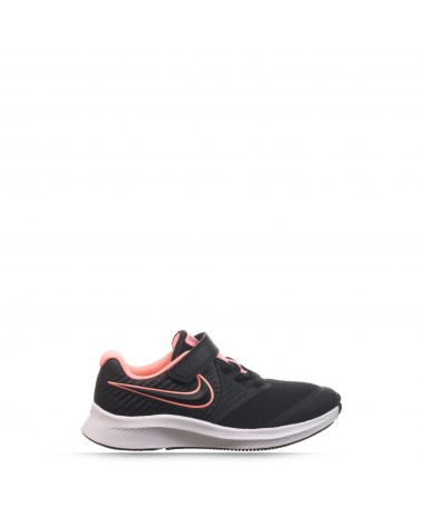NIKE KIDS AT1801 NIKE STAR RUNNER Zapatillas Niña Negro