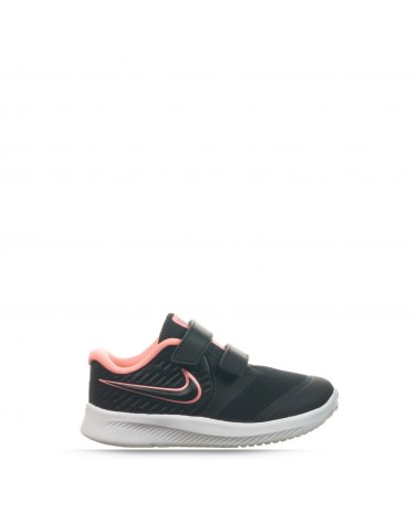 NIKE KIDS AT1803 NIKE STAR RUNNER Zapatillas Niña Negro
