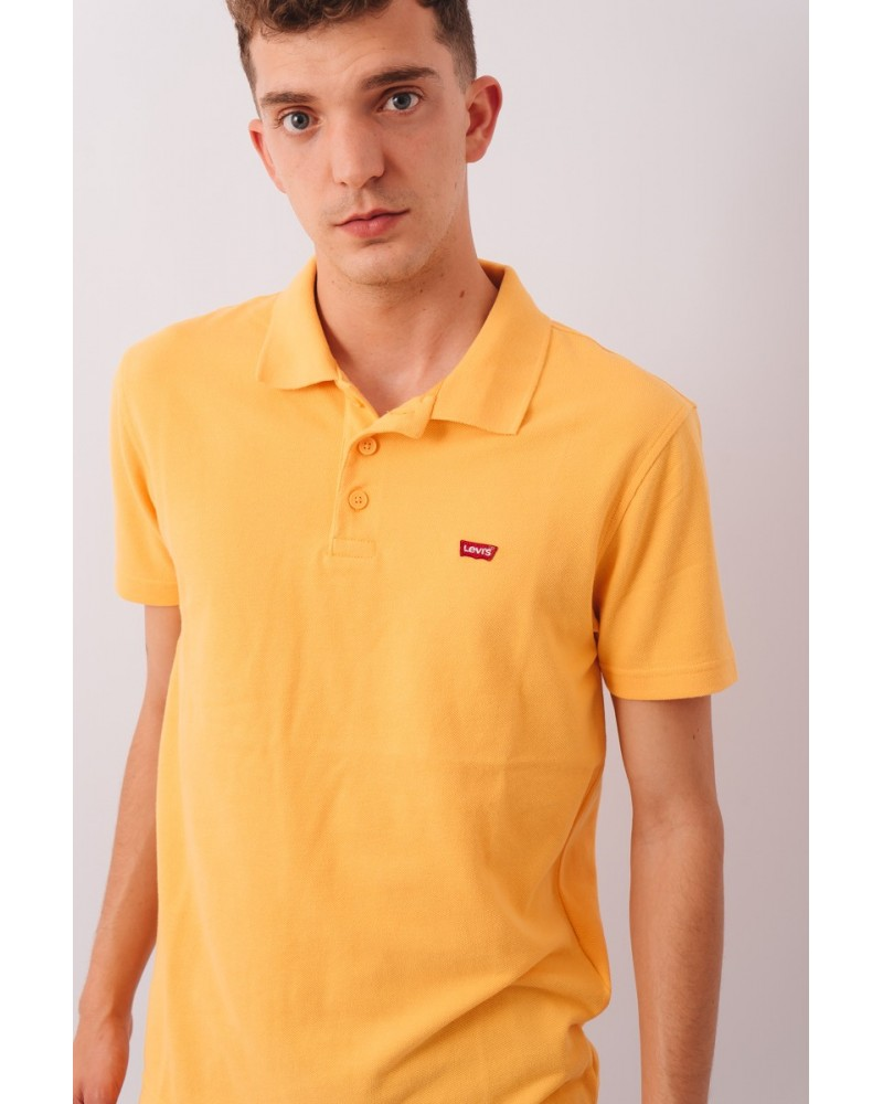 LEVIS STRAUSS & CO 35959-0006 OG BATWING POLO Polos Hombre Amarrillo